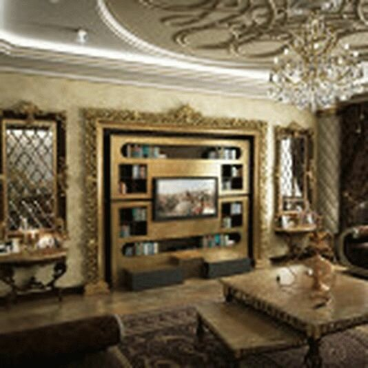 Дизайн квартиры s=150кв.м