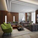Разработка дизайна квартиры Одесса ул. Французский бульвар ЖК «Жемчужина 8″ . Строительная компания «Kadorr Group»