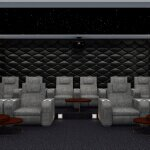 VIP room cinema Odessa